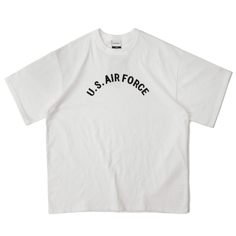 V.O.C TEE_AIR FORCE_OFF WHITE