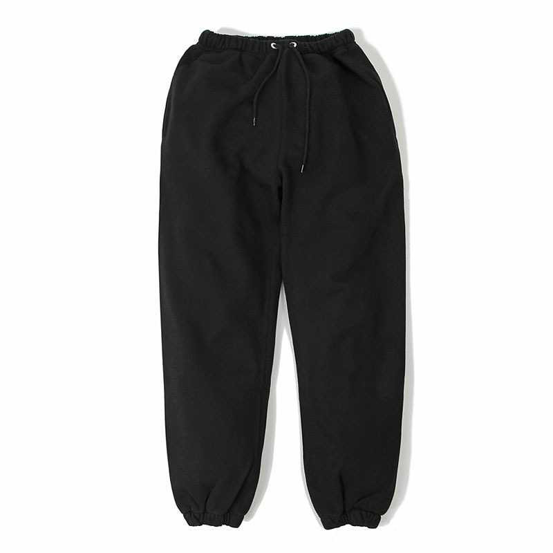 V.S.C SWEAT PANTS_BLACK 아웃스탠딩 컴퍼니V.S.C SWEAT PANTS_BLACK