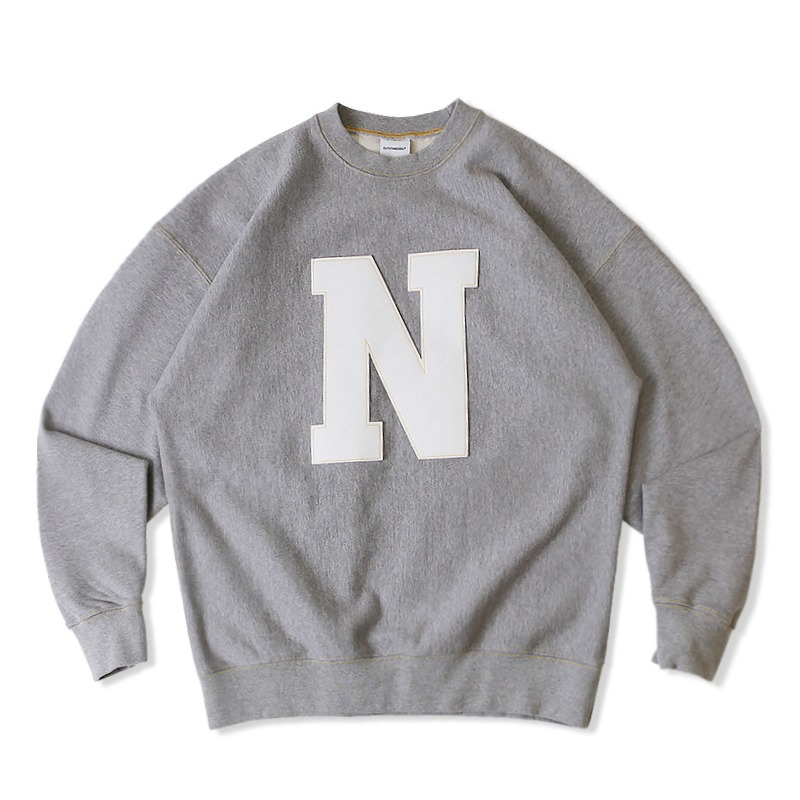 V.S.C SWEAT N_8%MELANGE GRAY