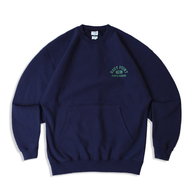 V.S.C SWEAT POINT_NAVY