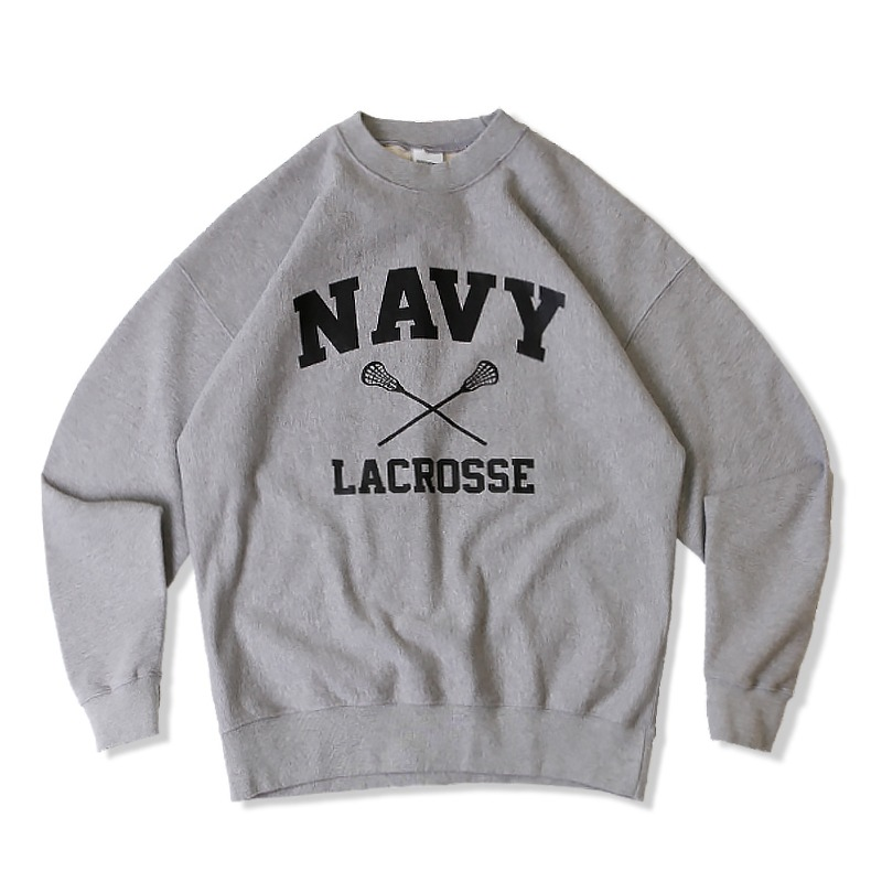 V.S.C SWEAT LACROSSE_8%MELANGE GRAY